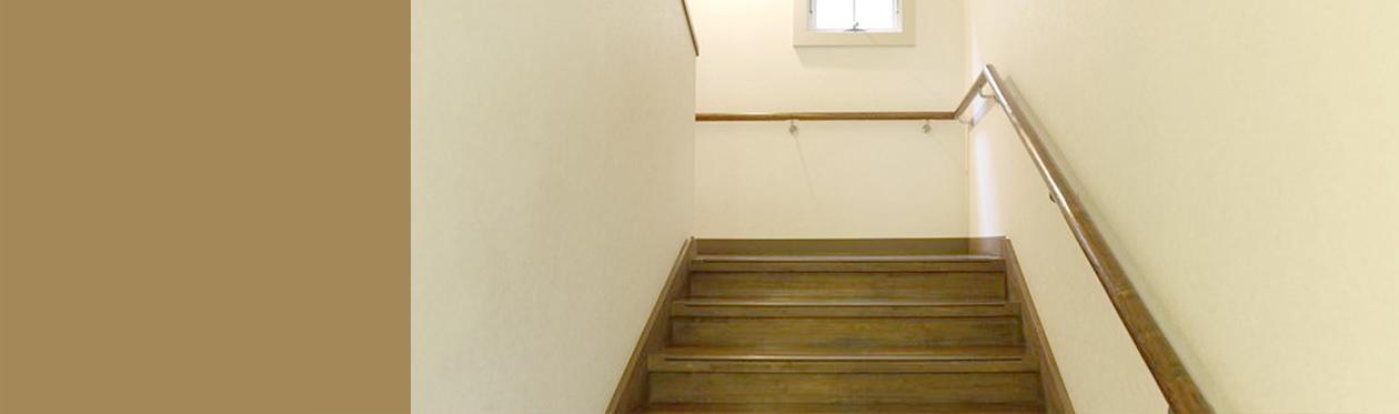 Uhlmann und Below Eingangs und Treppenhausgestaltung